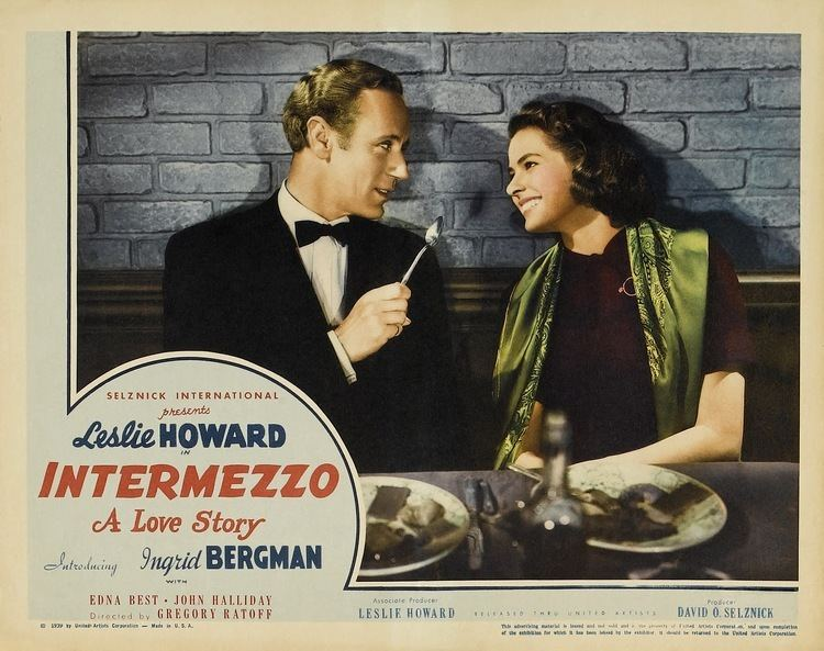 Intermezzo (1939 film) Bettes Classic Movie Blog Intermezzo A Love Story 1939