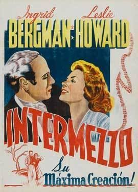 Intermezzo (1939 film) Intermezzo A Love Story Movie Posters From Movie Poster Shop