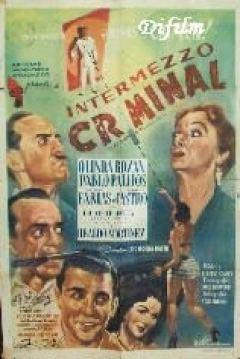 Intermezzo criminal movie poster