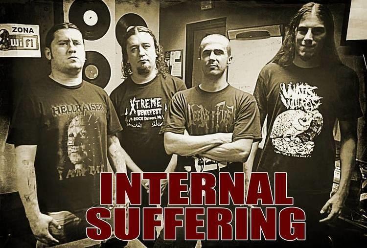 Internal Suffering NO CLEAN SINGING Internal Suffering