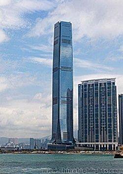 International Commerce Centre Hong Kong39s International Commerce Center Tower