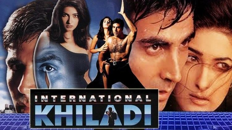 International Khiladi 1999 Full Hindi Movie Akshay Kumar