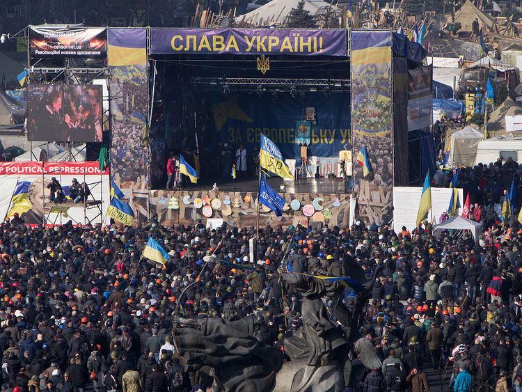 International sanctions during the Ukrainian crisis