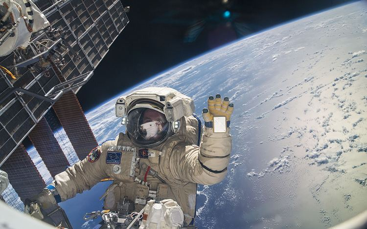 International Space Station Boeing International Space Station