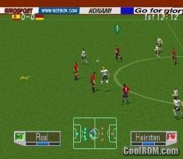 International Superstar Soccer Pro 98 International Superstar Soccer Pro 3998 ROM ISO Download for Sony
