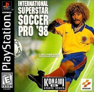 International Superstar Soccer Pro 98 International Superstar Soccer Pro 98 Wikipedia