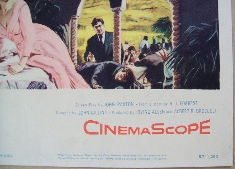 Interpol (1957 film) Vintage Interpol Dope 1957 Pickup Alley original classic US movie