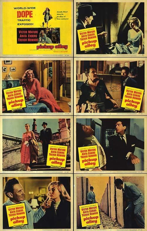 Interpol (1957 film) Pickup Alley movie posters at movie poster warehouse moviepostercom