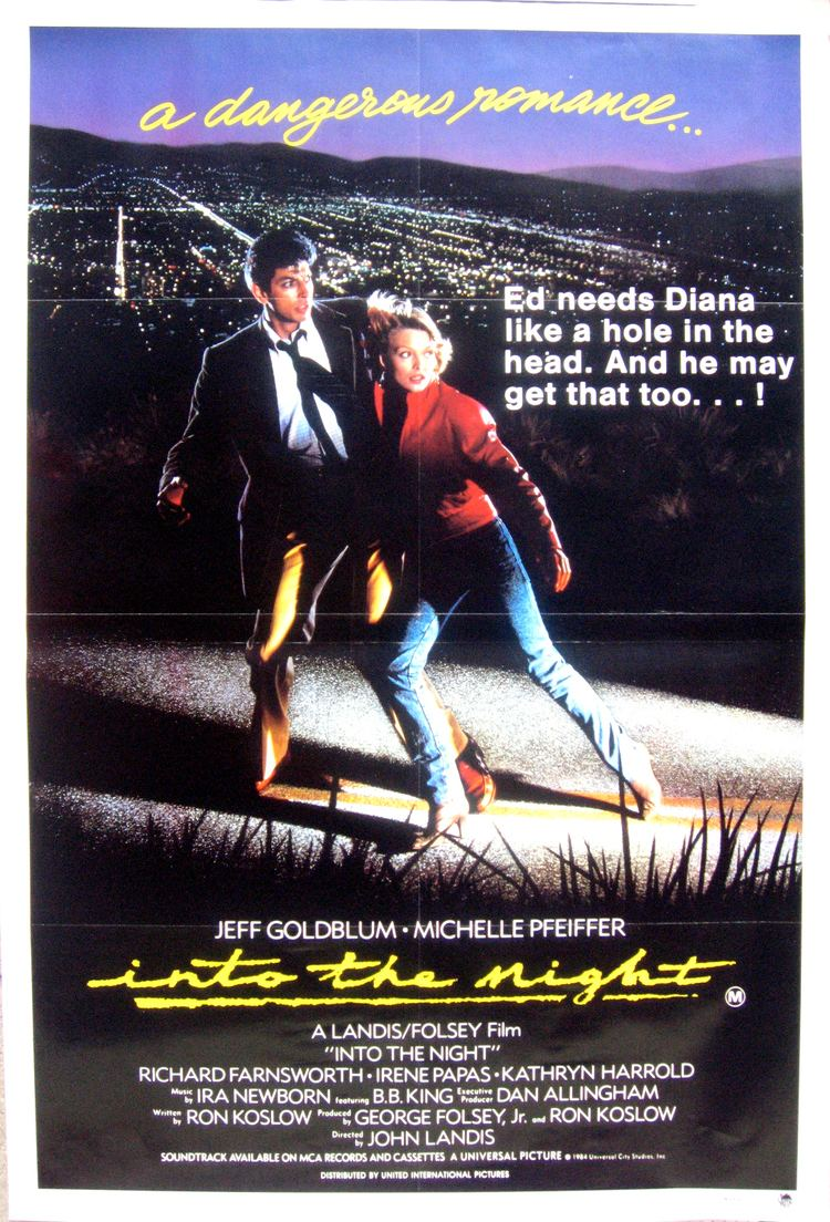 Into the Night (film) Into the Night After Hours How BB King John Landis and Martin