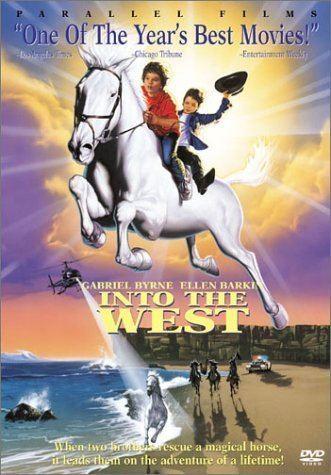 Into the West (film) Amazoncom Into the West Gabriel Byrne Ellen Barkin Ciarn