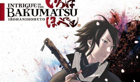 Intrigue in the Bakumatsu – Irohanihoheto Intrigue In The Bakumatsu Irohanihoheto Collection 1 Anime DVD Review