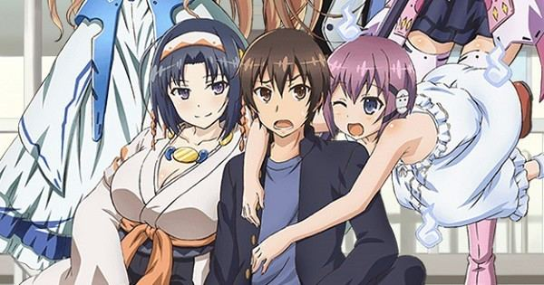 Invaders of the Rokujyōma!? Invaders of the Rokujyma Anime News Network
