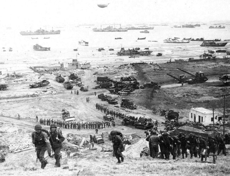 Invasion of Normandy uploadwikimediaorgwikipediacommons225Norman