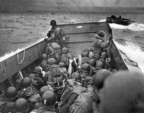 Invasion of Normandy Normandy Invasion World War II Britannicacom