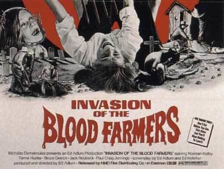 Invasion of the Blood Farmers Film Review Invasion of the Blood Farmers 1972 HNN