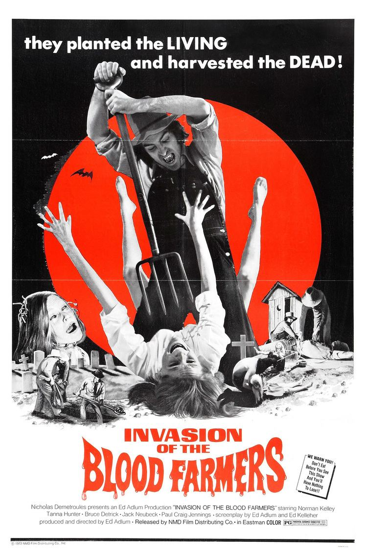 Invasion of the Blood Farmers I Invasion of the Blood Farmers 1972 Yes I Know