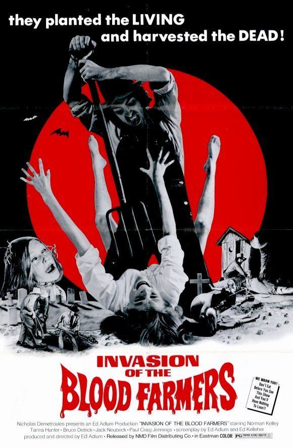 Invasion of the Blood Farmers Invasion of the Blood Farmers 1972 Movie Review Horrorphilia