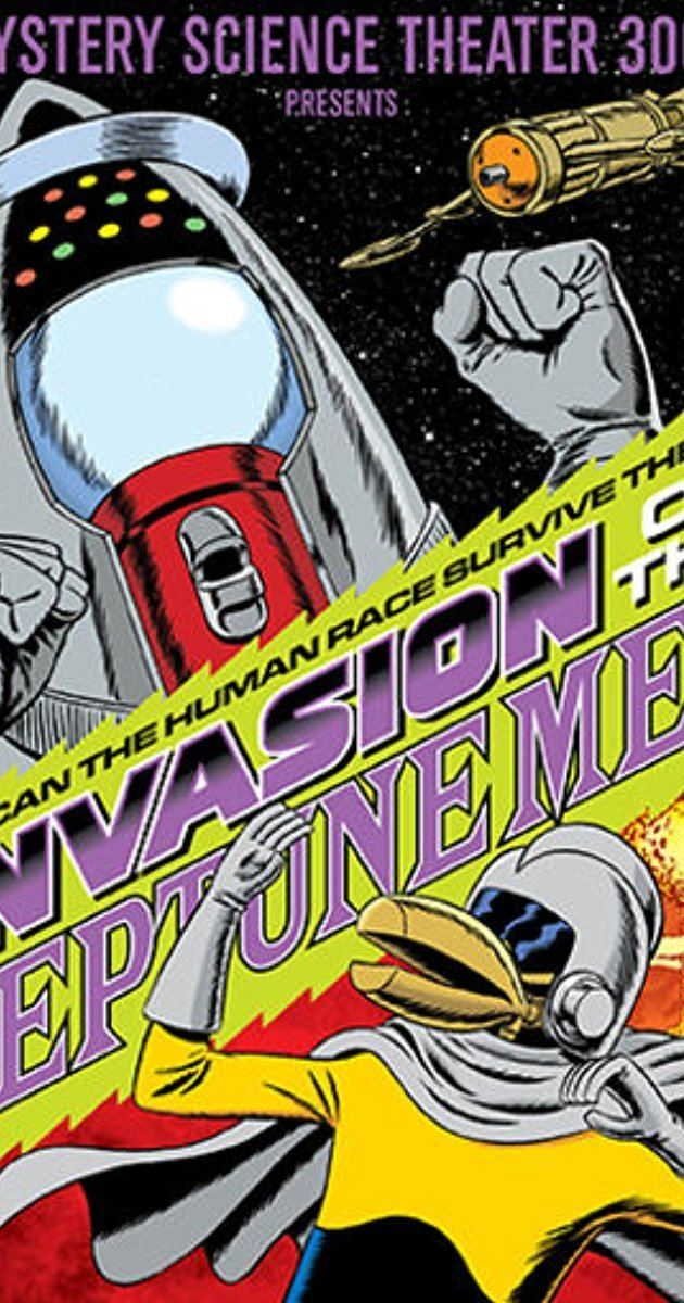 Invasion of the Neptune Men Mystery Science Theater 3000 Invasion of the Neptune Men TV