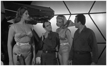 Invasion of the Star Creatures Invasion of the Star Creatures 1962 MonsterHunter