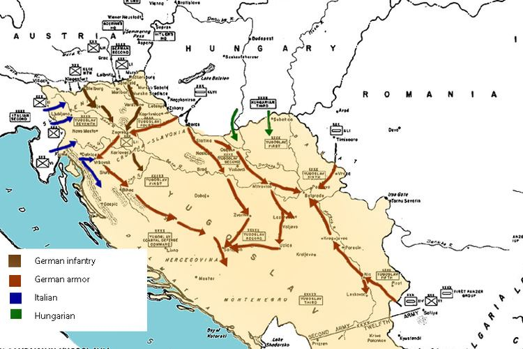 Invasion of Yugoslavia The First Yugoslavia and the Coming of World War II