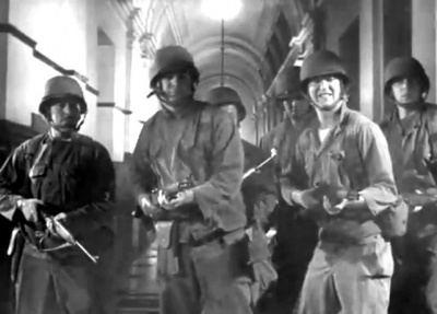 Invasion U.S.A. (1952 film) Invasion USA 1952 Internet Movie Firearms Database Guns in