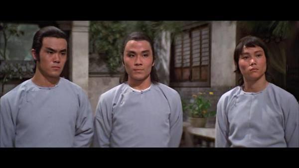Invincible Shaolin Hong Kong Cinemagic DVD review Invincible Shaolin Funimation