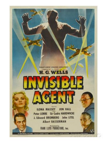 Invisible Agent Invisible Agent Scifist