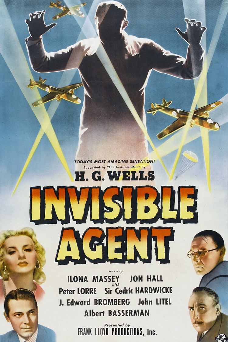 Invisible Agent wwwgstaticcomtvthumbmovieposters38155p38155