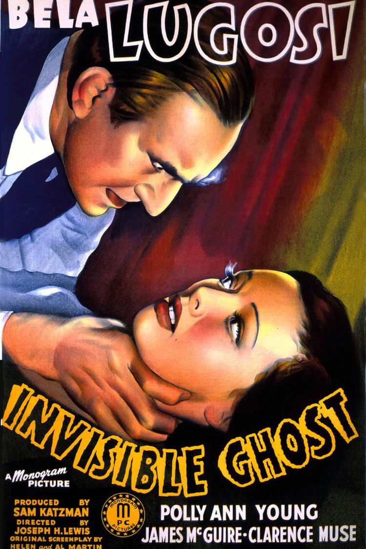 Invisible Ghost wwwgstaticcomtvthumbmovieposters1909p1909p