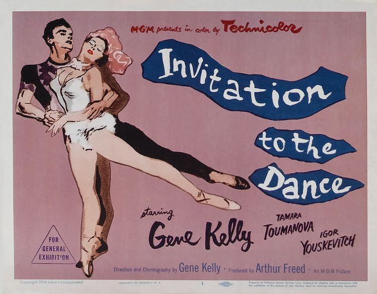 Invitation to the Dance (film) Invitation to the Dance