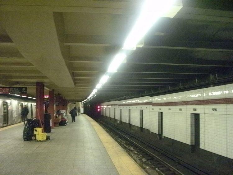 Inwood–207th Street (IND Eighth Avenue Line)