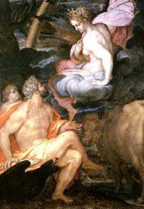 Io (mythology) Myth of Io