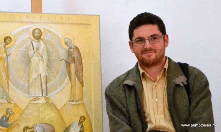 Ioan Popa Portretul iconarului n tineree Ioan Popa PEMPTOUSIA