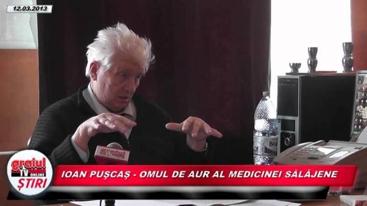 Ioan Pușcaș IOAN PUSCAS OMUL DE AUR AL MEDICINEI SALAJENE YouTube