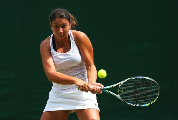 Ioana Loredana Roșca Ioana Loredana Rosca Photos Photos The Championships Wimbledon