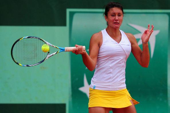 Ioana Loredana Rosca Ioana Loredana Rosca Photos 2012 French Open Day Ten