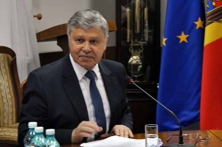 Ion Ababii Ion Ababii a fost reales n postul de rector al USMF Nicolae