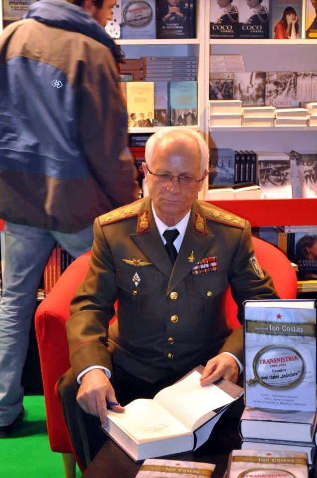 Ion Costaș Ion Costas Victor Roncea Blog