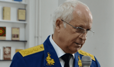 Ion Costaș General Ion Costa In Moldova anyone can receive the rank of