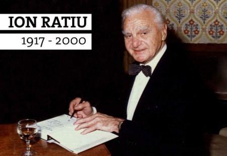 Ion Rațiu The RCC In Memoriam ION RATIU