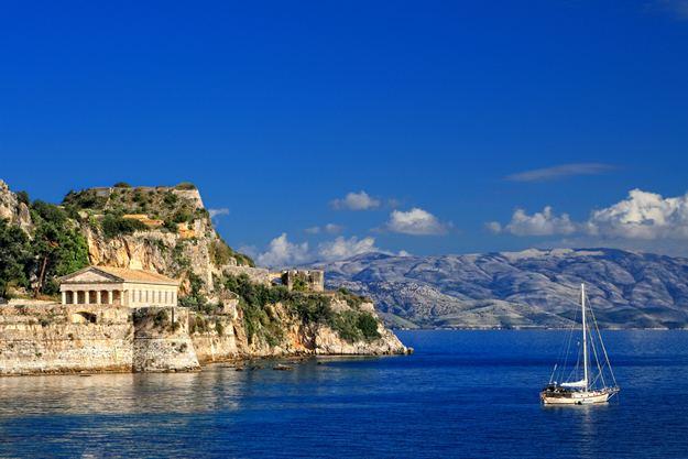 Ionian Islands Beautiful Landscapes of Ionian Islands