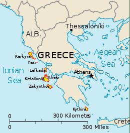 Ionian Islands Ionian Islands Wikipedia