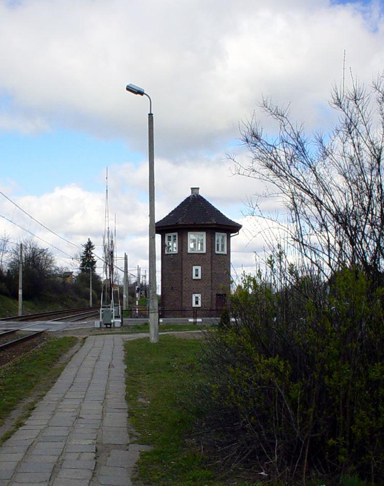 Iłowo railway station