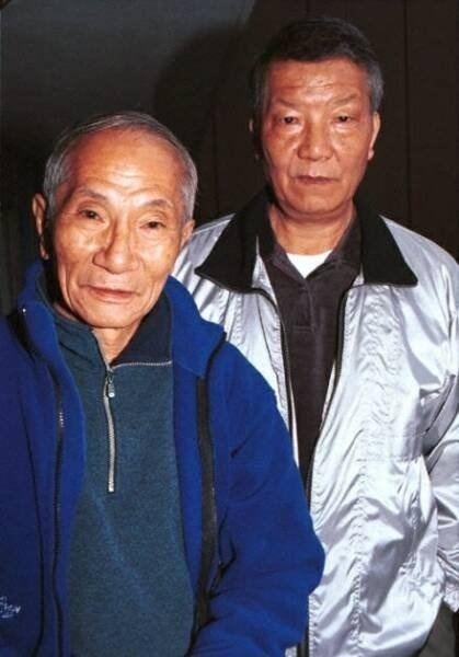 Ip Ching Ip Man39s Sons Ip Chun amp Ip Ching Wing Chun Gung Fu