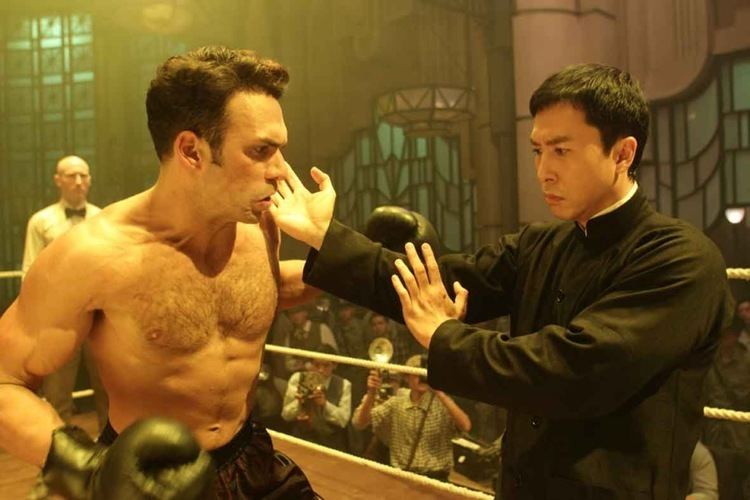 Ip Man (film) movie scenes 2008 s Ip Man was one of the great modern martial arts films Its titular hero was based on a real life grandmaster of Wing Chun whose main claim to fame in