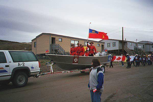 Iqaluit in the past, History of Iqaluit