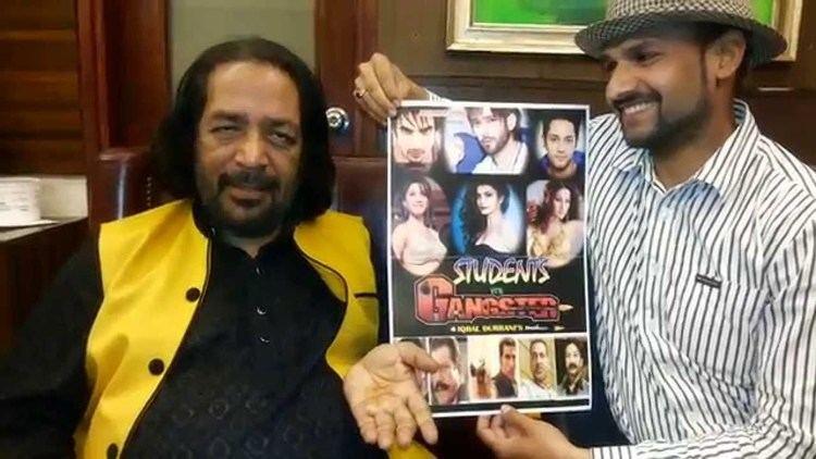 Iqbal Durrani Students vrs Gangster Iqbal Durrani Interview 7Empire Films