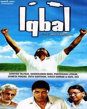 Buy Hindi Movie IQBAL VCD