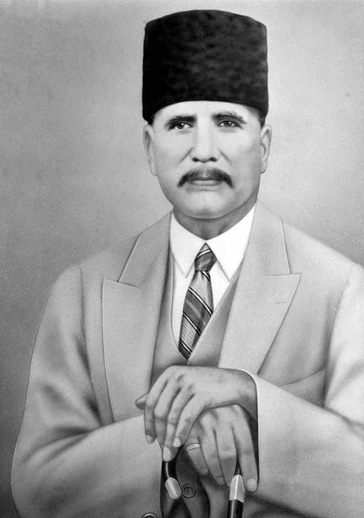 Iqbal Muhammad Allama Mohammad Iqbal 39a walk through Iqbal39s life39