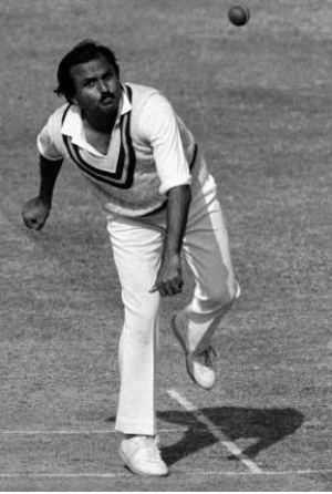 Iqbal Qasim Champion leftarm spinner trumped by Abdul Qadir